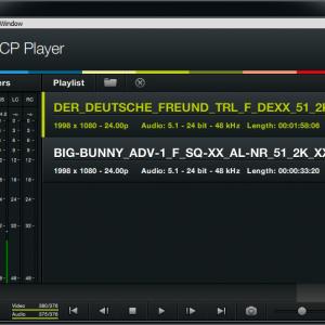 FinalDCPPlayer-ScreenShot