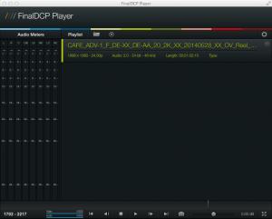 FinalDCP Player